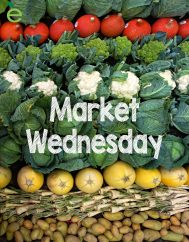 Eastmans Market Wednesday Web